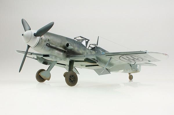 1/32 ProModeller Bf 109G-4 R6 RegAero