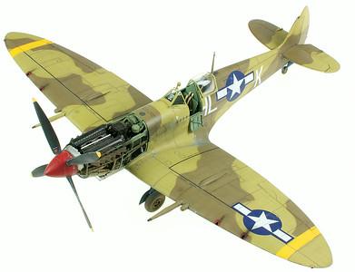 1/32 Tamiya Spitfire Mk VIII