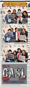 3/30/17 CASL Eye Photo Booth Photo Strips