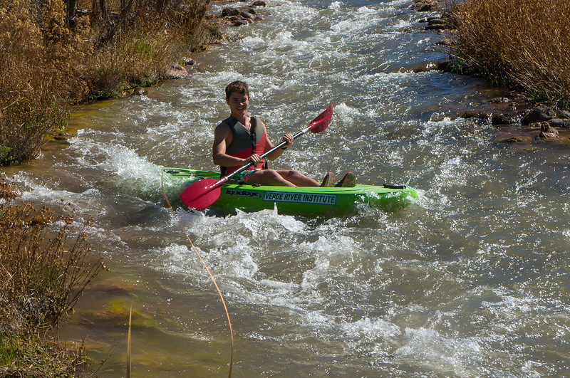 Verde River Institute Float Trip, Tapco to Tuzi, 3/30/18