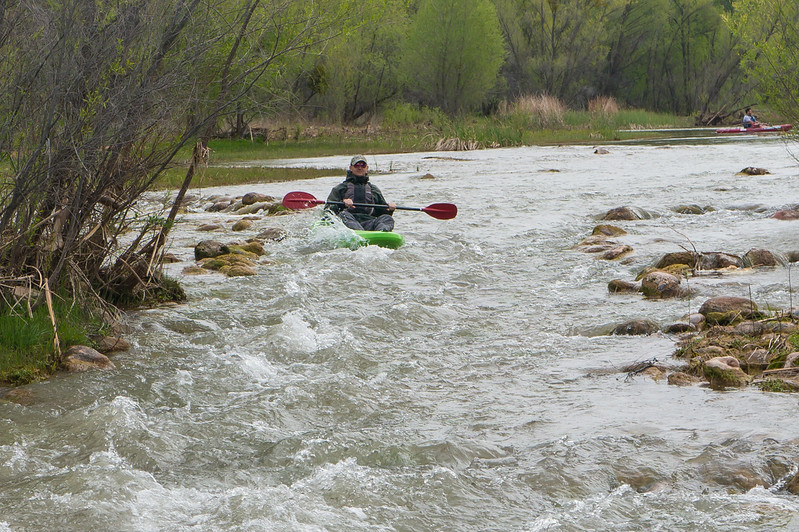 Verde River Institute Float Trip, Tapco to Tuzi, 3/31/17