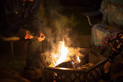 (3/31/18) Fire Pit