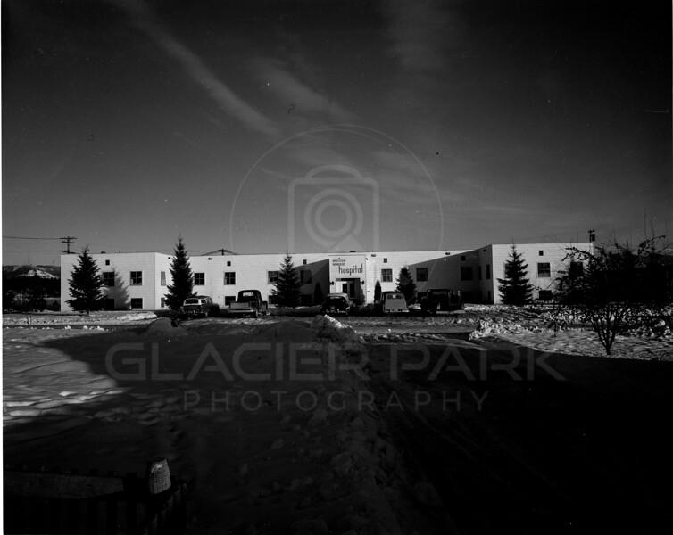 John B Simons Hospital<br /> 0056-6233