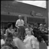 Whitefish Gala Days 1961<br /> Alyce Street, Alda Zerr<br /> 0128-6384