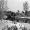 Whitefish River Foot Bridge