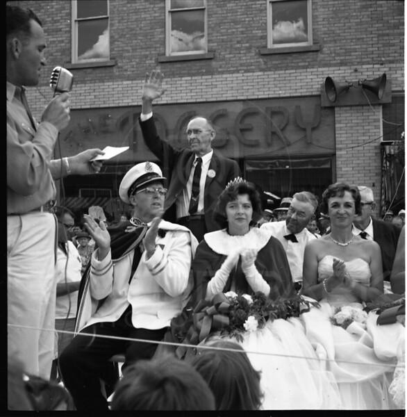 Whitefish Parade 1961