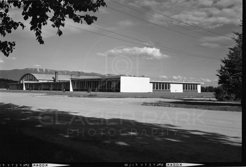 1956 Whitefish High School