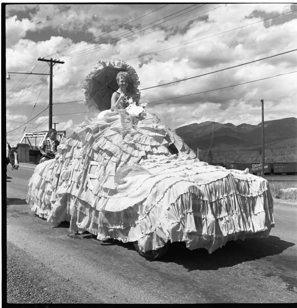 Parade in Whitefish 1961