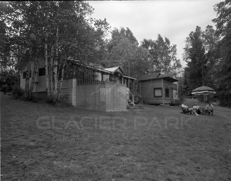 Winnakee Resort   8/1957<br /> Lacy Photo<br /> 0007-6183