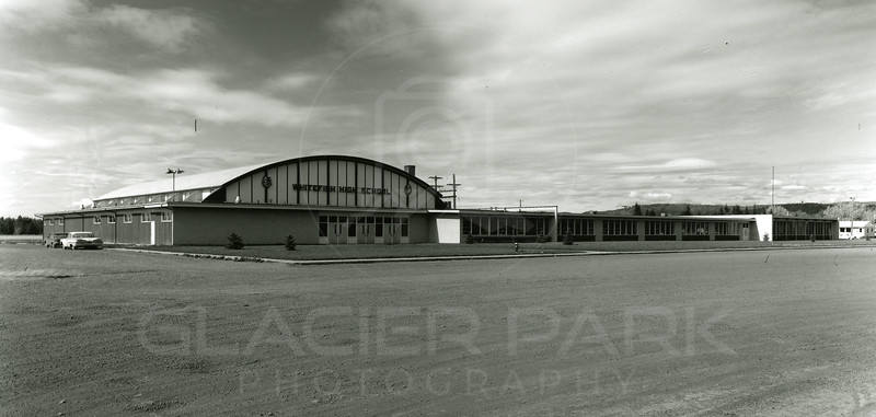 Whitefish High School 1962<br /> Lacy Photo<br /> L0045