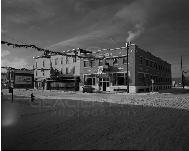 Cadillac Hotel 1957<br /> North Central Avenue<br /> Lacy Photo<br /> 0064-6352