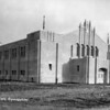 Whitefish High School Gymnasium<br /> Built by BB Gilliland<br /> RE Marble Photo<br /> MA-0212