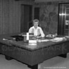 1st National Bank 10/25/1973<br /> Dorothy Trent<br /> Lacy Photo<br />           0013-6771