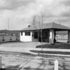 Texaco Gas Station 1928<br /> RE Marble Photo<br /> MA-0215
