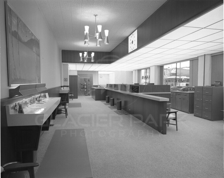 1st National Bank 1965<br /> Lacy Photo<br /> 0061-6549