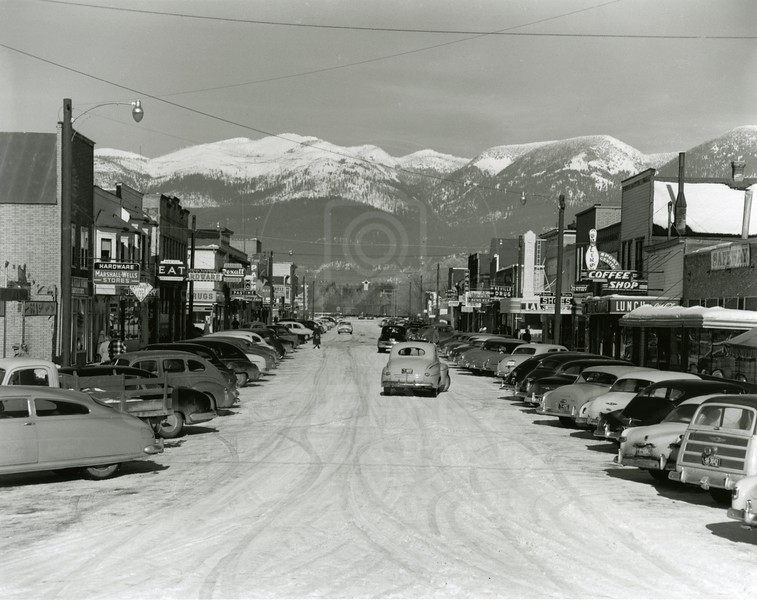 Central Ave 1950's