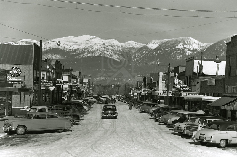 Whitefish 1953<br /> Lacy Photo<br /> 2097