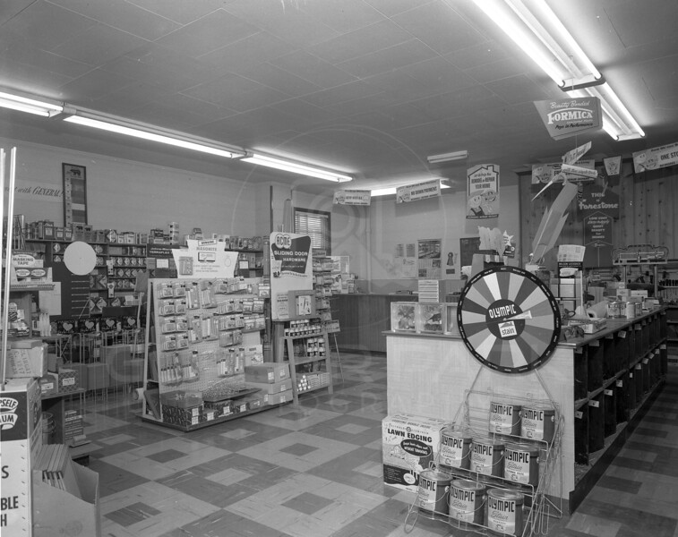 Home Lumber 1957<br /> 0047-6184