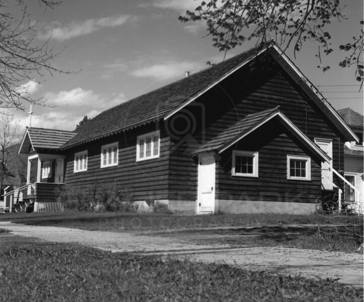 Lutheran Church circa 1959<br /> Lacy Photo<br /> L0068