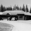 Whitefish Lake Golf Course Club House late1930's<br /> RE Marble Photo<br /> MA-0210
