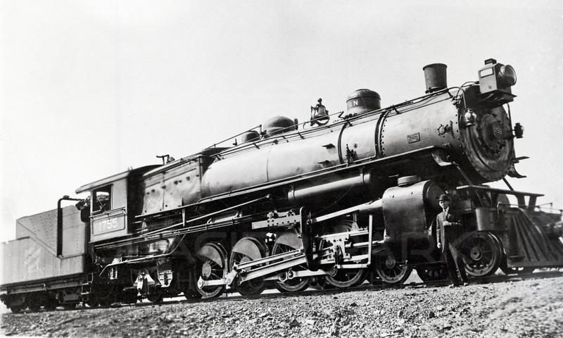 Great Northern Railway Steamer