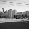 Jr. High Gym Fire 7/21/1971<br /> 0040-6725