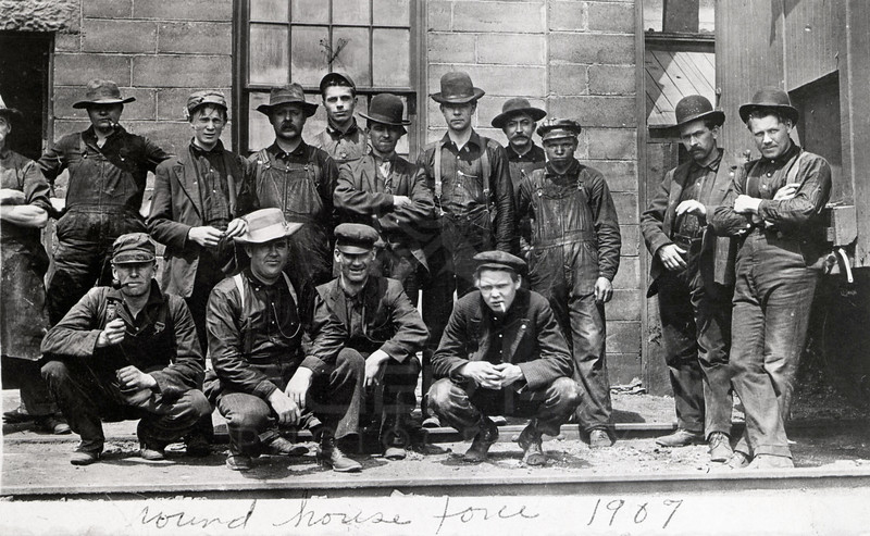 Round House Force 1907