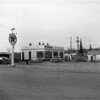 Ted's Texaco 1957<br /> Corner of Central Ave. and 3rd St.<br /> Lacy Photo<br /> 0052-6349