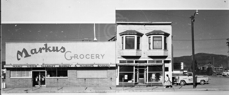 1952 Central Ave Store fronts Whitefish