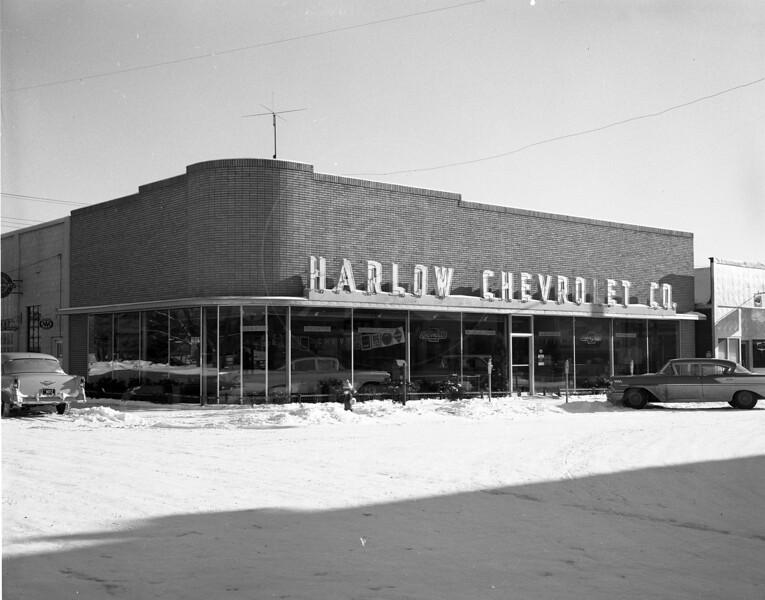 Harlow Chevrolet Whitefish