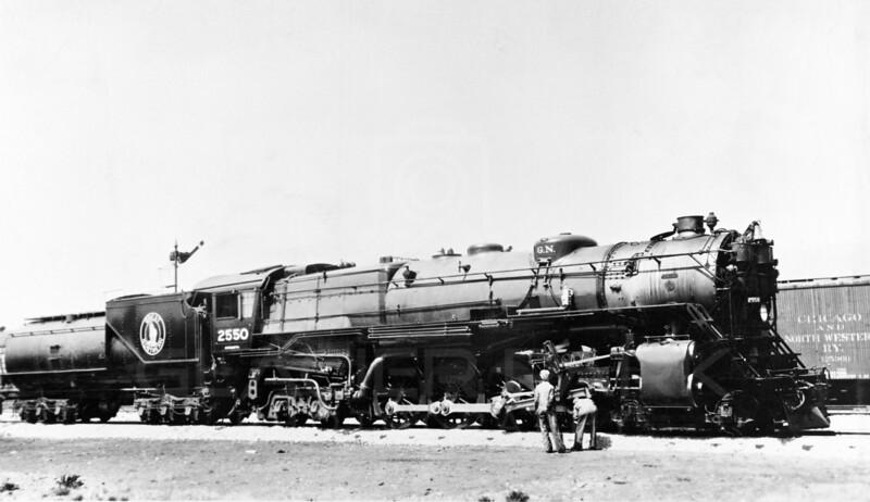 Ralph Steamer Engine 2550