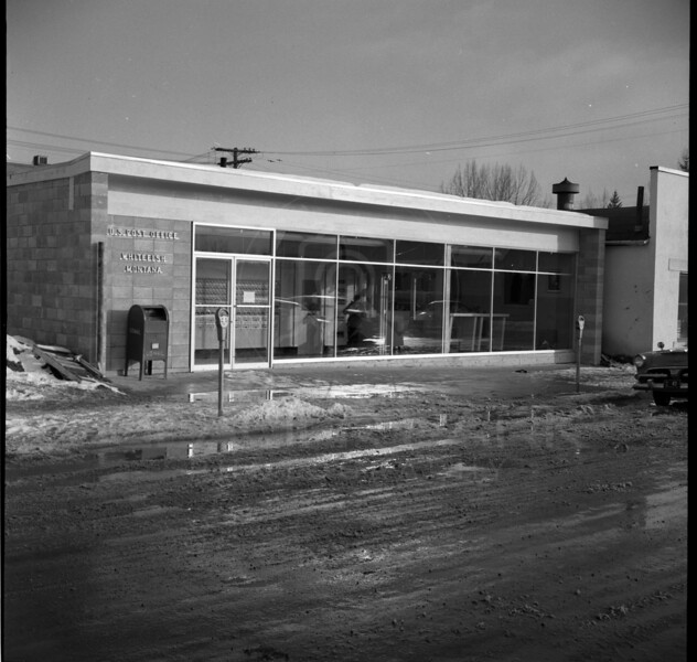 1958 Whitefish Post Office