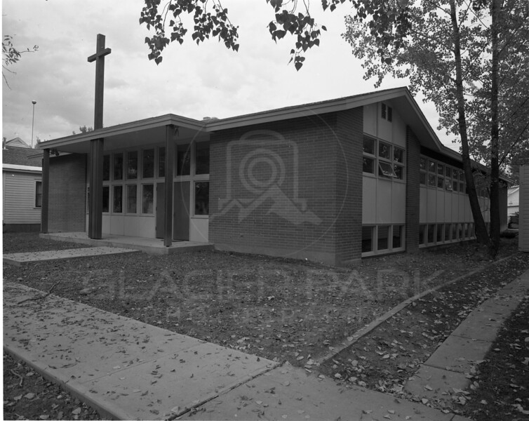 New Lutheran Church 10/4/1963<br /> Lacy Photo<br /> 0077