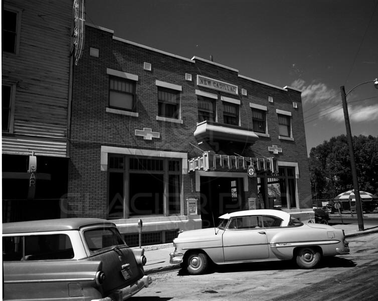 Cadillac Hotel 1957<br /> Lacy Photo<br /> 0065-6178