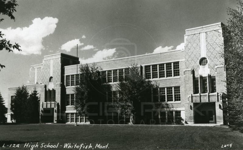 Whitefish High School