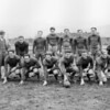WHS Footbal Team 1920's<br /> Left Asst Coach L L Muldown  Right Coach E A Hinderman <br /> 4rth from left top row Lokie McKeen WHS hall of fame.  <br /> RE Marble Photo<br /> MA-0214F