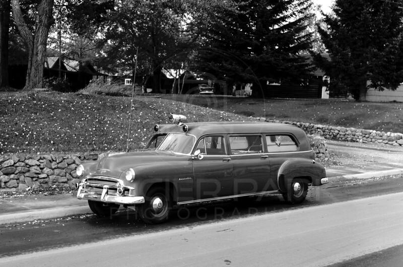Ford George Ambulance