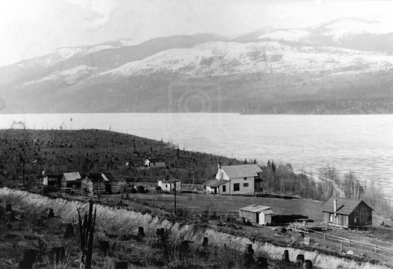 Whitefish Lake 1912