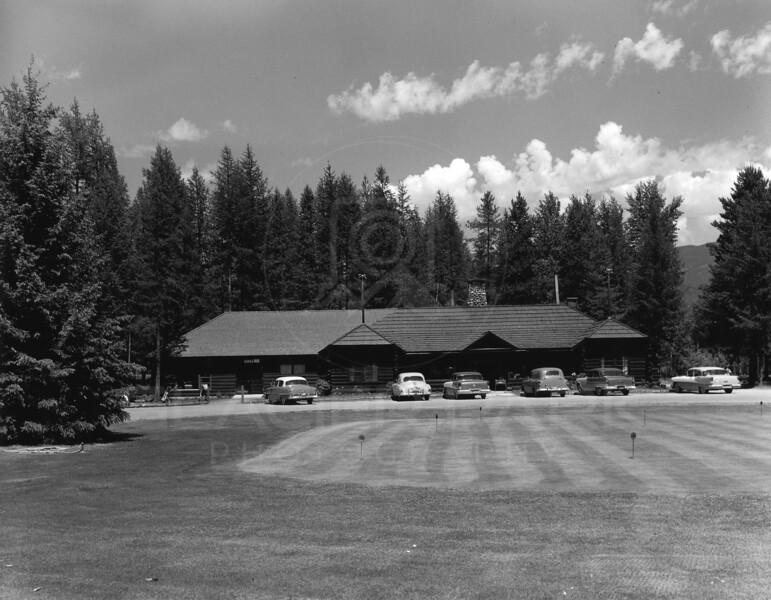 Whitefish Lake Golf Club House