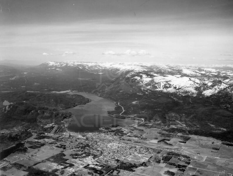 Whitefish Aerial 1945