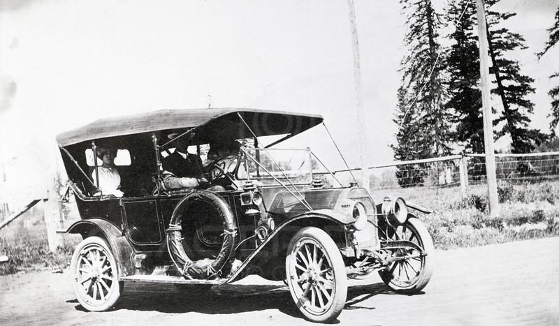 Dorothy Jensen Trainer Car