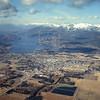 Whitefish Montana Aerial 1970