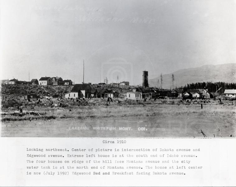 Whitefish 1910