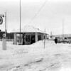 Texaco Gas Station 1928<br /> Spokane Ave & 2nd Street<br /> RE Marble Photo<br /> MA-074