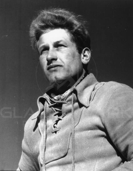 Gene Gillis on Big Mountain