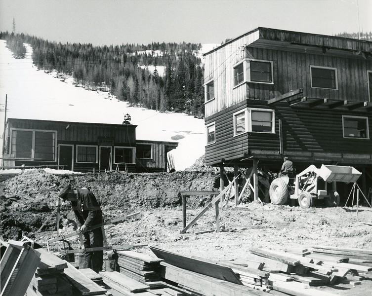 Original Ski Lodge Remodel 1960
