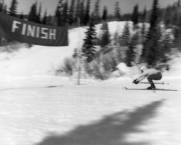 Downhill Jr. Nationals 1962