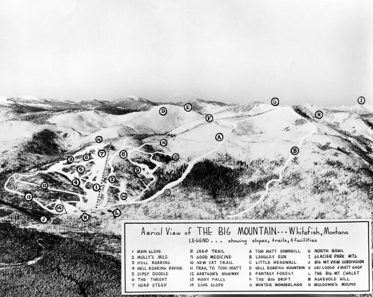 Big Mountain early 1950's