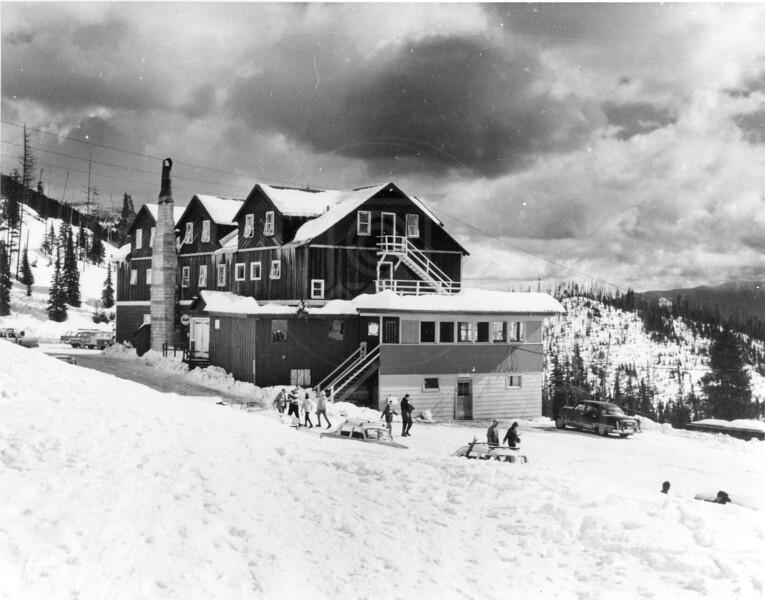 Hellroaring Saloon 1950's