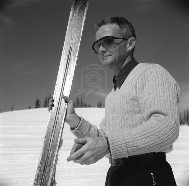 """Lloyd """"Mully"""" Muldown 1951"""